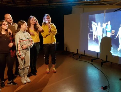 Telematic theatre workshop RO-PT
