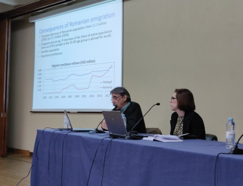 Migration Conference: Temporary  Emigration of Romanians and Portuguese to Spain – A Case Study